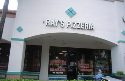 Ray's Pizza - Hollywood, FL