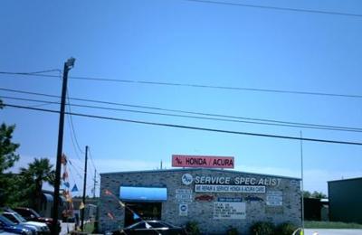 A-S Auto Service Inc - Humble, TX