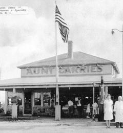 Aunt Carrie's Restaurant - Narragansett, RI