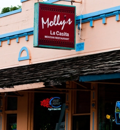 Molly Gonzales' La Casita Mexican Restaurant - Memphis, TN