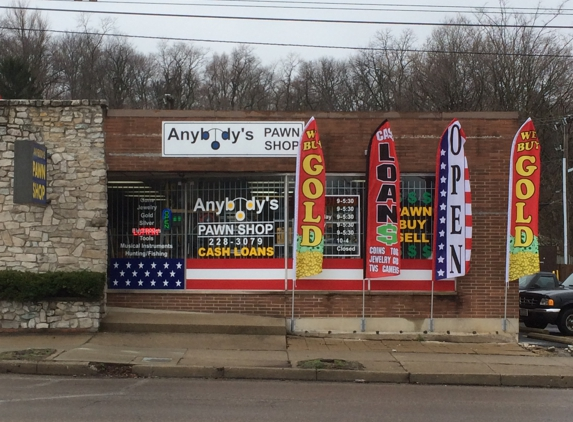 Anybody's Pawn Shop - Dayton, OH