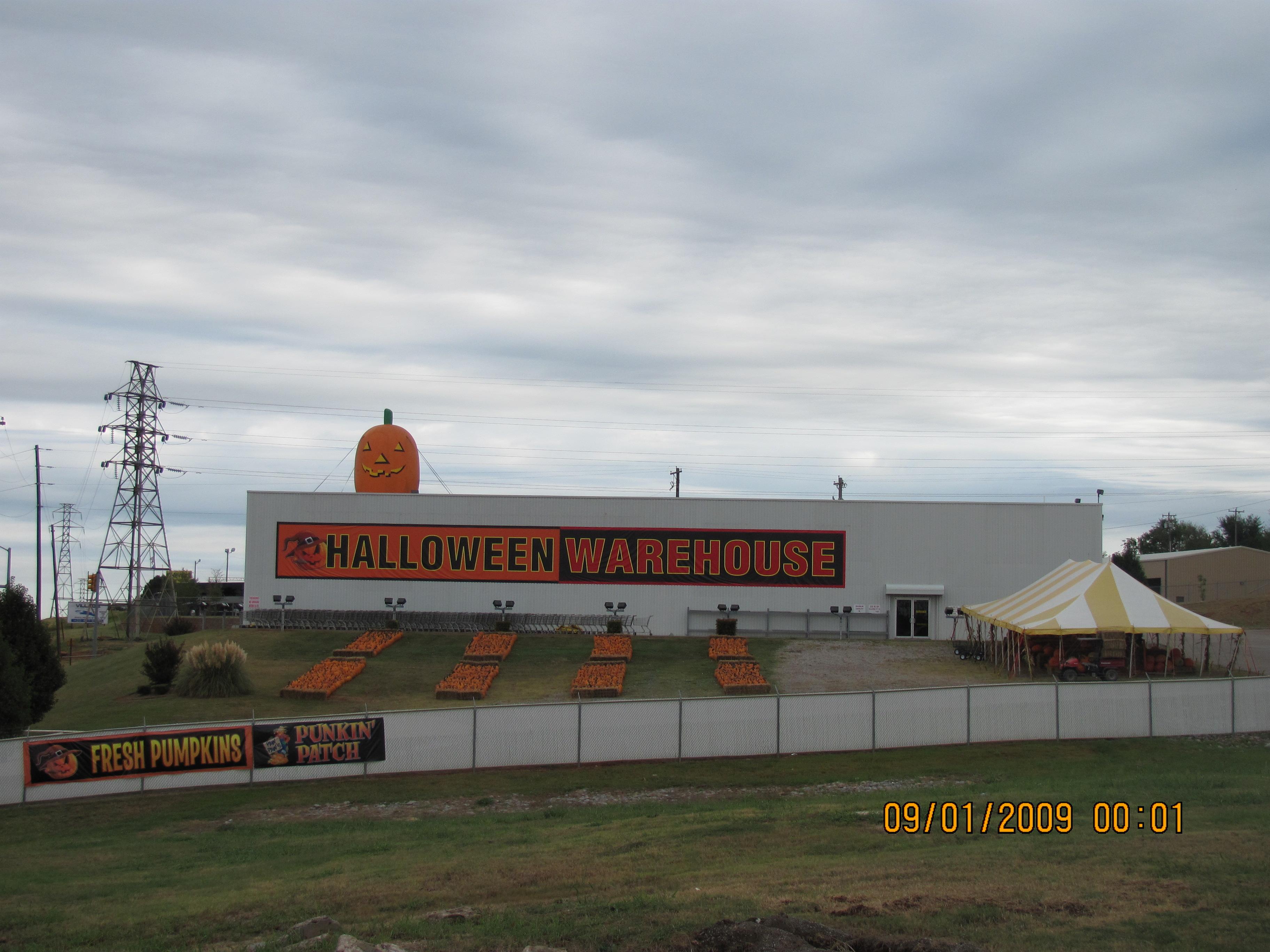 HALLOWEEN WAREHOUSE 2820 NE 50th St, Oklahoma City, OK 73121 - YP.com