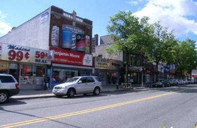 Schatz Paint Wallpaper - Astoria, NY