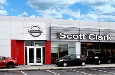 Scott Clark Nissan 9215 South Blvd Charlotte Nc 28273 Yp Com
