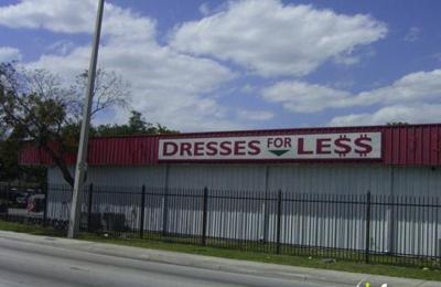 Dresses For Less - Fort Lauderdale, FL