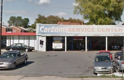 CarZone USA Service Center 6103 Reisterstown Rd, Baltimore, MD 21215