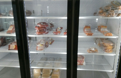 Bur-Pak Family Foods - Myerstown, PA. Bur-paks new store dispay