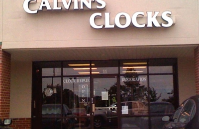 Calvin's Clocks - Cordova, TN