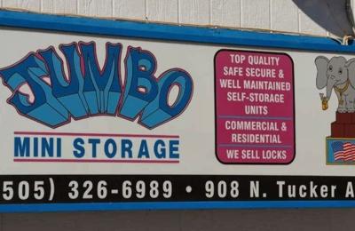 Jumbo Mini Storage - Farmington, NM