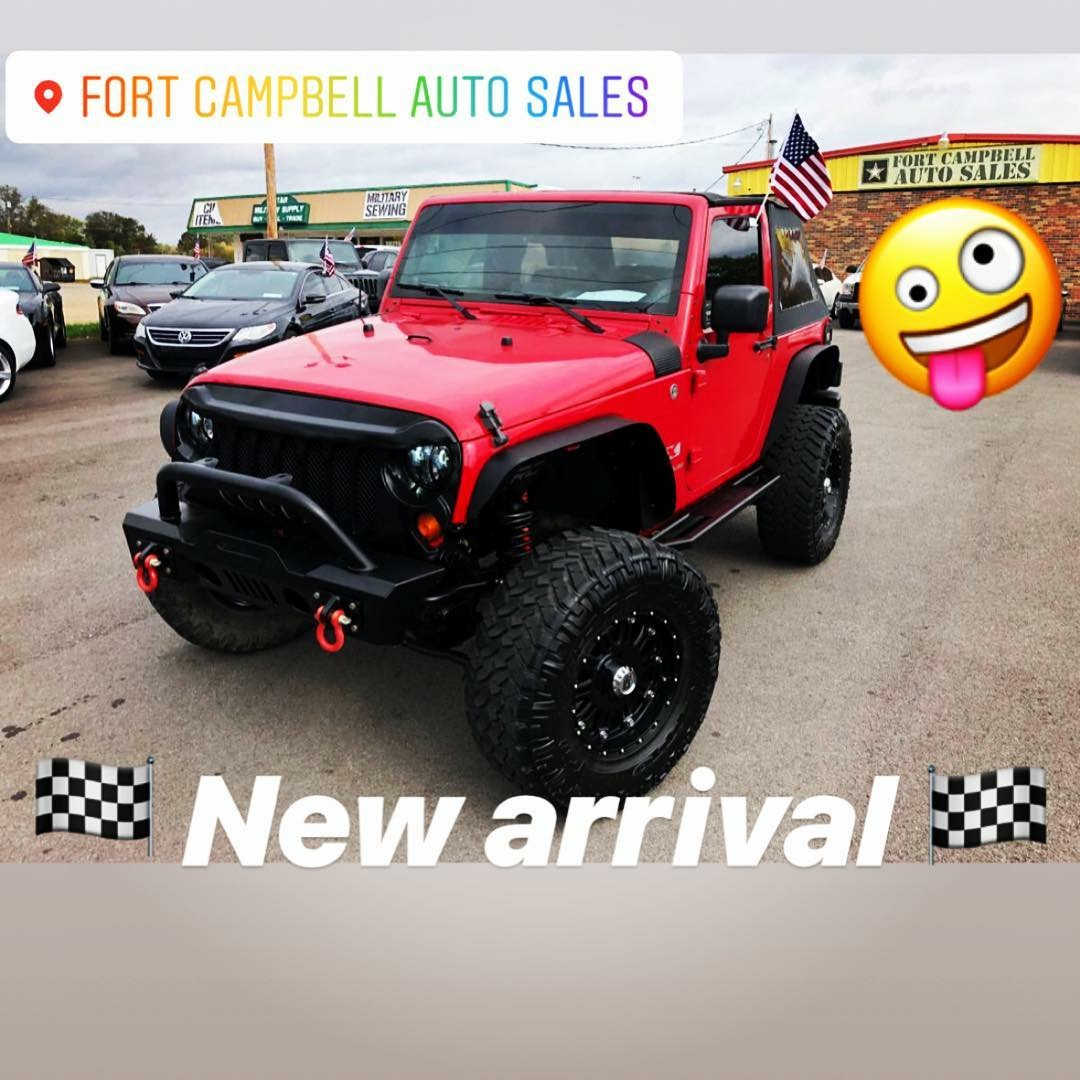 Fort Campbell Auto Sales 2771 Fort Campbell Blvd