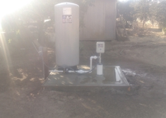 A-1 Drilling and Pump - Lindsay, CA. Another great system by A-1DRILLING and PUMP