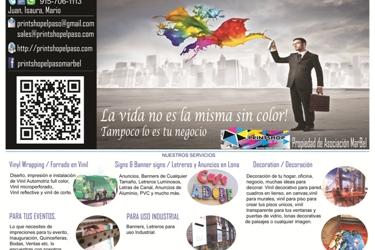 Printshop El Paso MarBel Printing