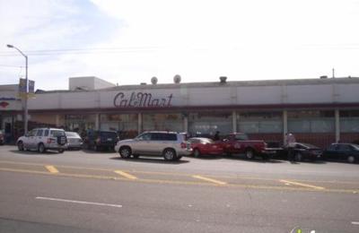 Cal-Mart Supermarket - San Francisco, CA