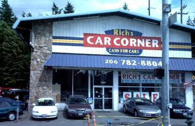 Rich's Car Corner - Shoreline, WA
