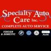 Specialty Auto Care Inc.