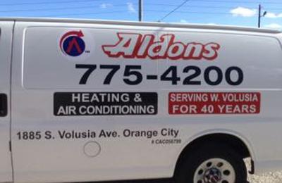 Aldons Heating & Air Conditioning - Orange City, FL
