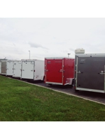 Large Selection of Cargo Trailers