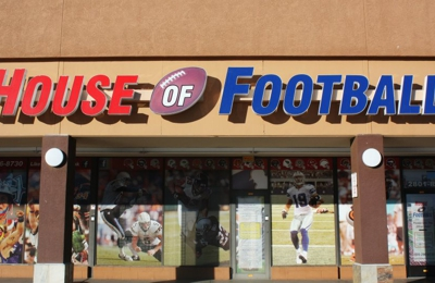 House of Football, formerly Krystal's - Albuquerque, NM