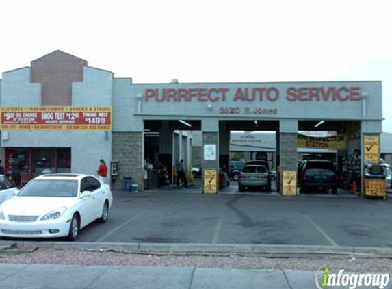 Purrfect Auto Service - Las Vegas, NV