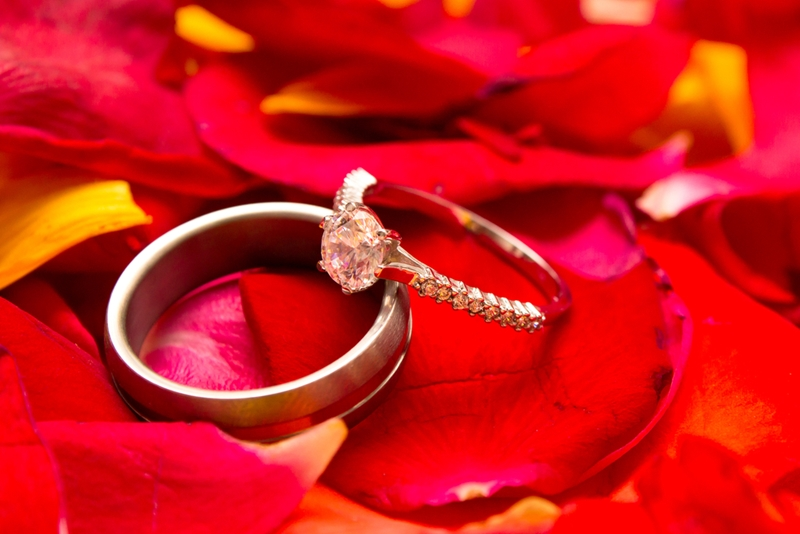 Wedding ring insurance is pricey but brings peace of mind.