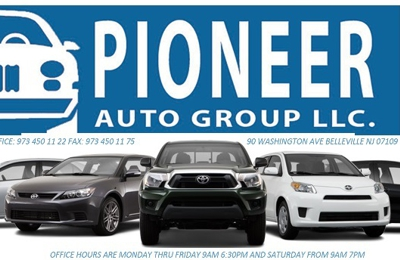 Pioneer Auto Group >> Pioneer Auto Group Llc 90 92 Straight St Paterson Nj 07501 Yp Com