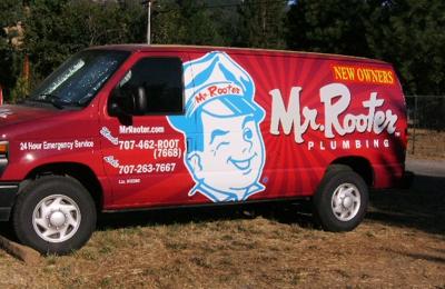 Mr Rooter Plumbing Of Mendocino Lake Counties Ukiah
