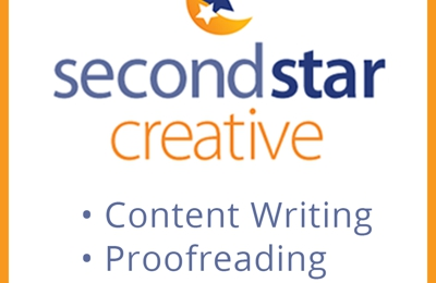 Second Star Creative - Atlanta, GA. With a BA in English and more than 15 years of professional writing and editing experience, I can help you create the perfect message.