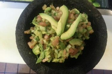 guacamole fresco