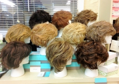 Ginny's Wigs/Plus - Gastonia, NC. Natural looking wigs, beautiful styles and colors