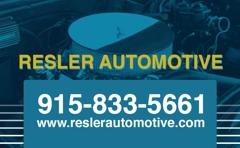 Resler Automotive