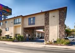Best Western Sandman Motel - Sacramento, CA