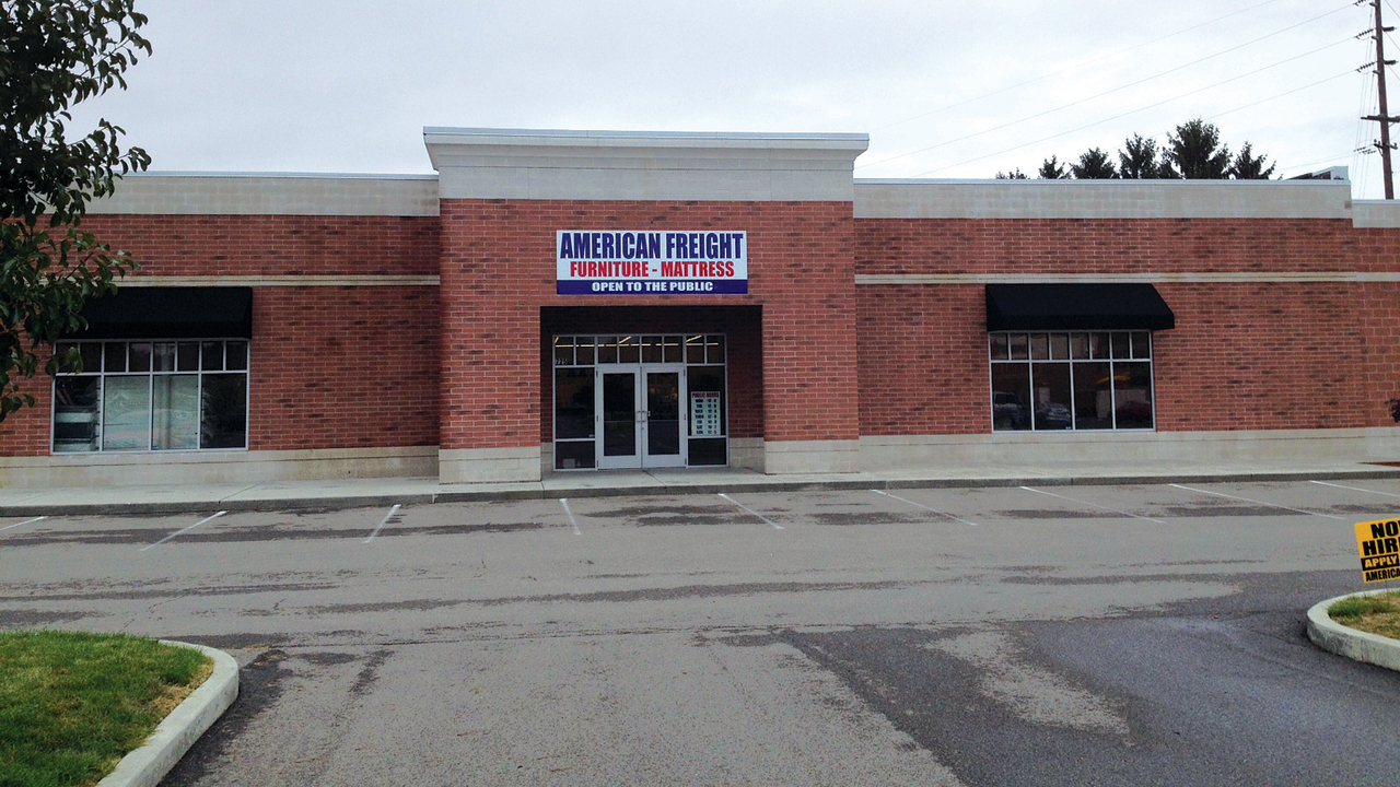 american freight furniture and mattress 725 hebron rd heath oh 43056. Black Bedroom Furniture Sets. Home Design Ideas