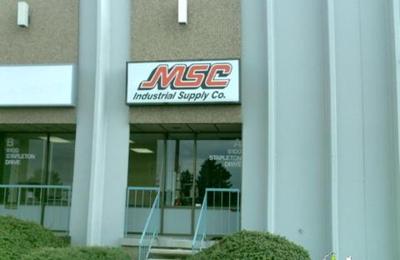 MSC Industrial Supply Co  6100 E Stapleton Dr S Ste A, Denver, CO