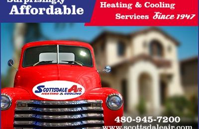 Scottsdale Air Heating & Cooling - Tempe, AZ