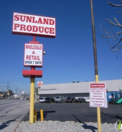 Sunland Produce - Sun Valley, CA