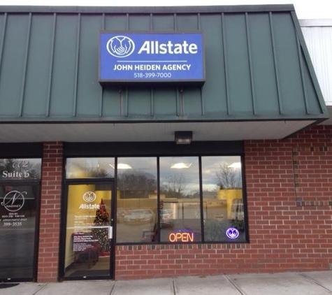 John Heiden: Allstate Insurance - Burnt Hills, NY