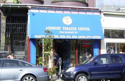 Ashbury Tobacco Center - San Francisco, CA