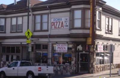 Roma Pizzeria - San Francisco, CA