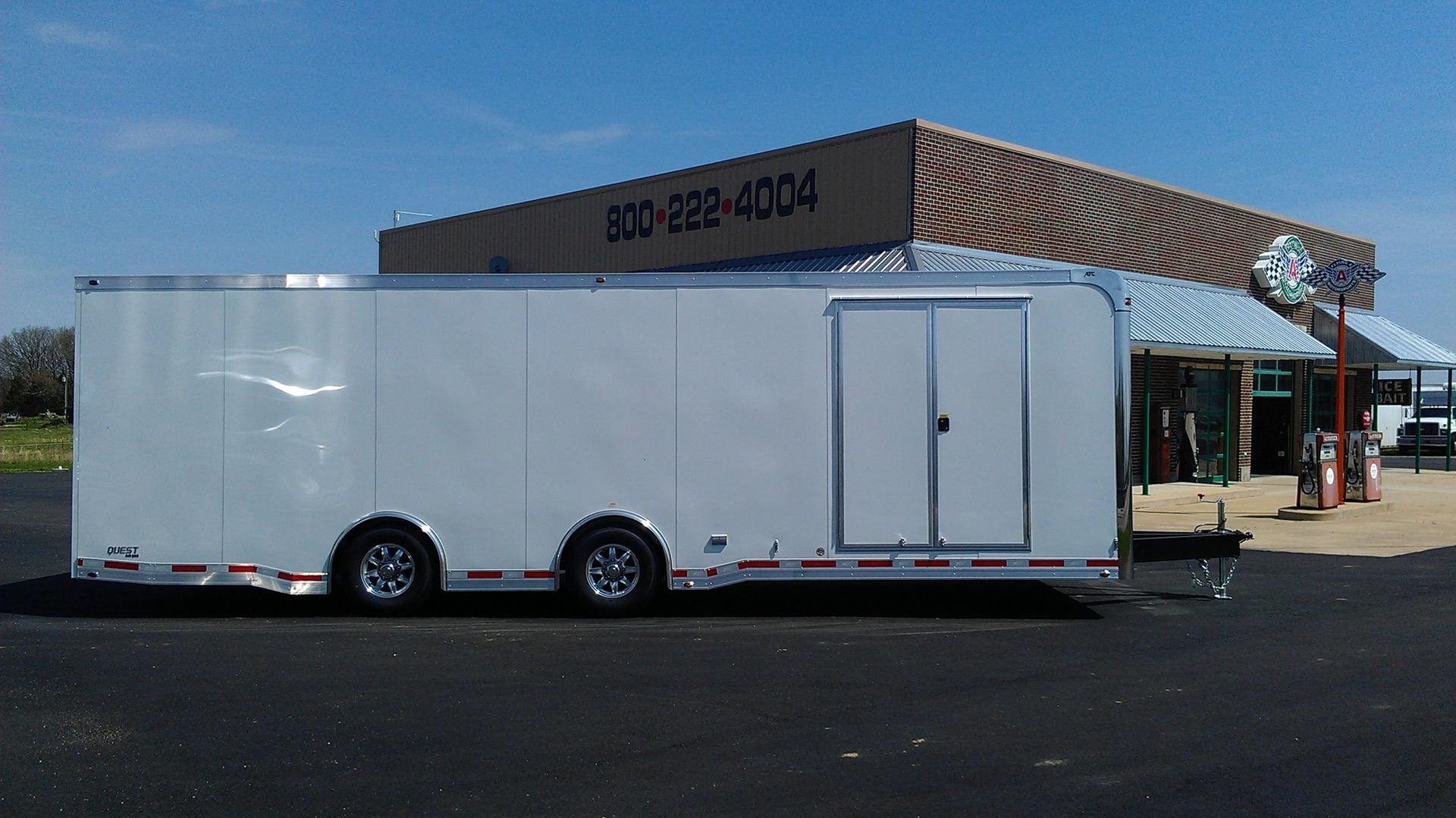 Alpha Trailer Amp Truck Specialties 1670 Highway 80 E