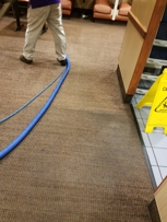 Commercial carpet cleaning Jacksonville, NC