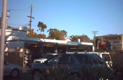 Franks Auto Collision - San Clemente, CA