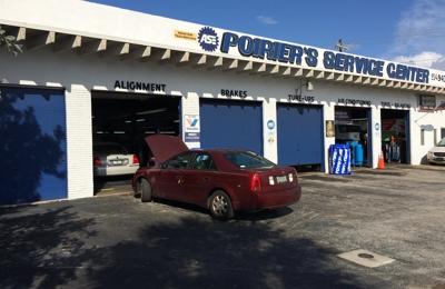 Poirier's Service Center - Pompano Beach, FL