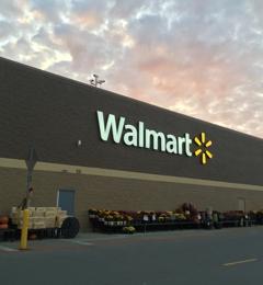 Walmart Supercenter 2501 W State St Ste I, New Castle, PA