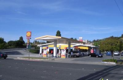 Shell - San Mateo, CA