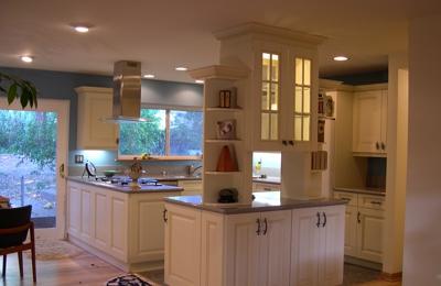 Creative Kitchen Spaces - Santa Barbara, CA