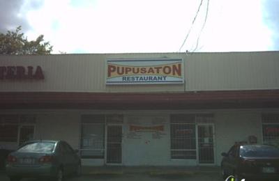 El Pupusaton - Houston, TX
