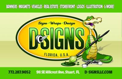 D-Signs - Stuart, FL