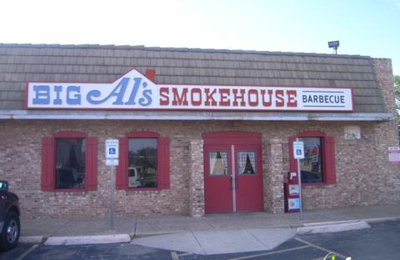 Big Al's Smoke House BBQ - Dallas, TX