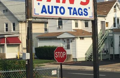 Frank Van's Auto Tag Service - Langhorne, PA