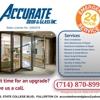 Accurate Door & Glass Inc.